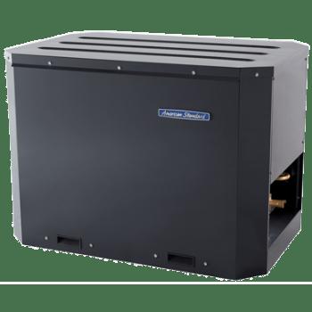 American Standard Platinum A2GE Outdoor Geothermal HVAC System.