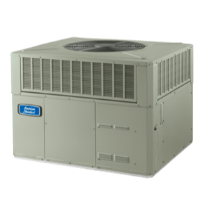 American Standard Silver 13 Air Conditioner System.