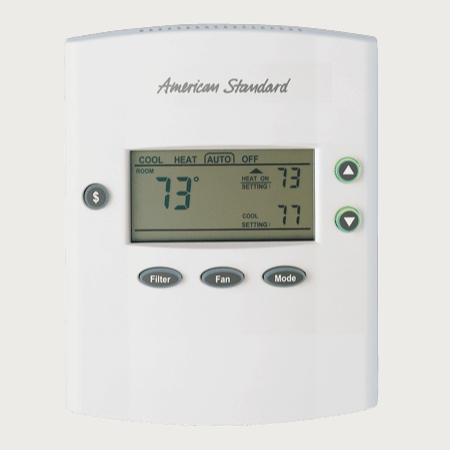 American Standard Silver 200 Control.